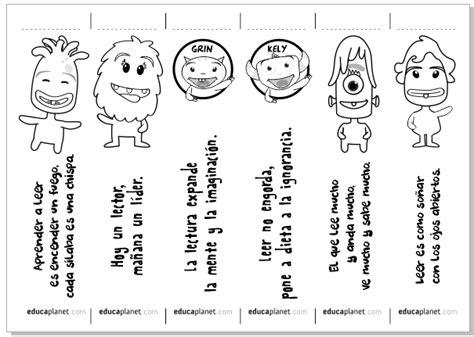 leer el dedo magico libro en linea gratis pdf marcapaginas para imprimir y colorear gratis de educaplanet educaplanet