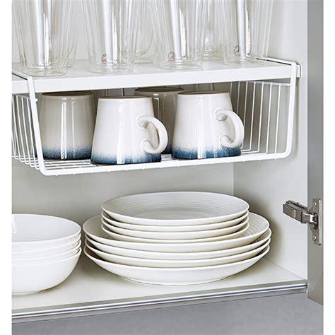 under cabinet storage containers under shelf baskets undershelf baskets the container store