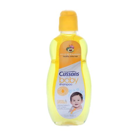 Cussons Baby Hair And Wash cussons baby shoo cares protect 100ml shoo