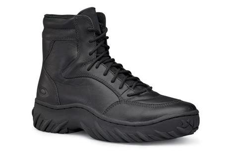 oakley assault boots oakley si assault boot 6 quot black details last stand