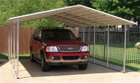 Sheet Metal Carport Versatube Carports By Metal Roofing Supply