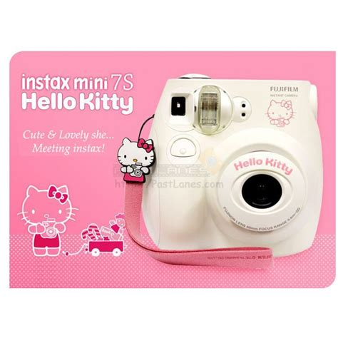 Fujifilm Instax Mini Hello fujifilm instax mini 7s hello gift set white