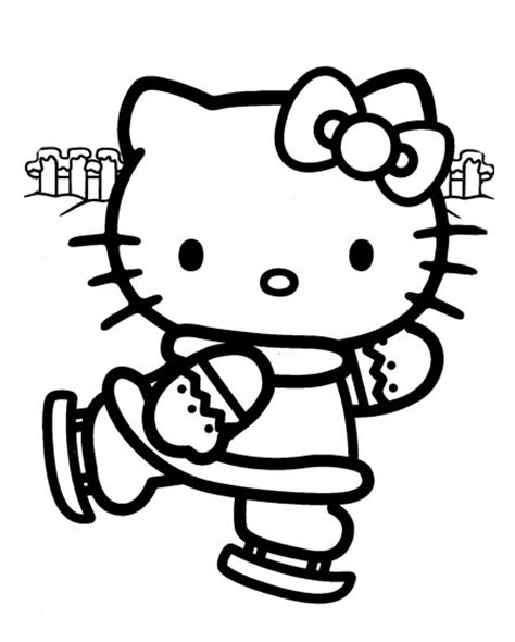 hello kitty coloring pages full size hello kitty coloring pages