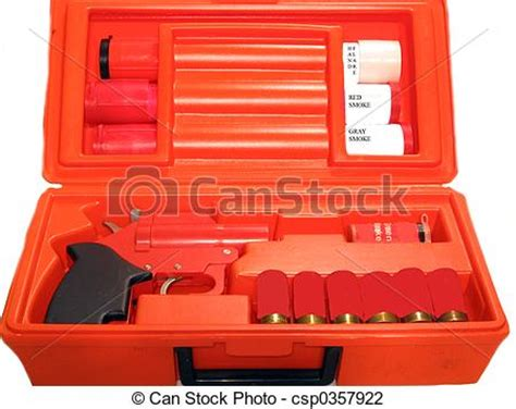 flares on a boat boat flare gun kit flare gun kit used on a boat over