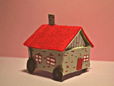 house gif stop motion house gif by philippa rice find share on giphy