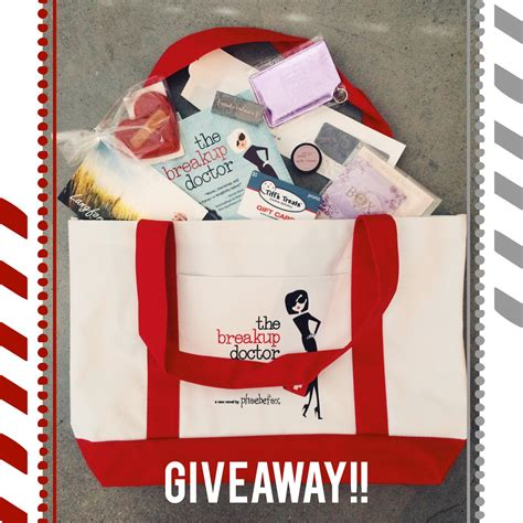 Doctors Giveaway - the breakup doctor giveaway dtk austin styling