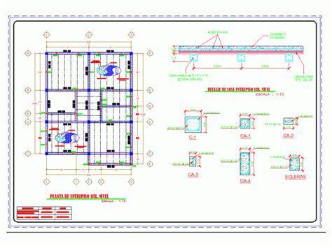 Mezzanine Floor DWG Block for AutoCAD ? Designs CAD