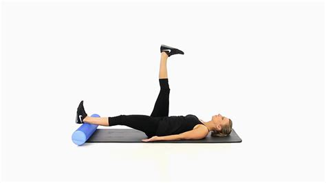 active leg lowering  bolster functional movement systems