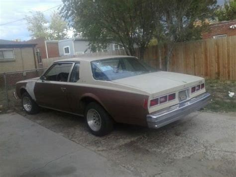 1979 impala coupe find used 1979 chevrolet impala base coupe 2 door 4 1l in