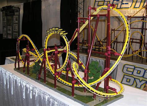 how to build a roller coaster in your backyard coaster dynamics original quot scorpion quot roller coaster