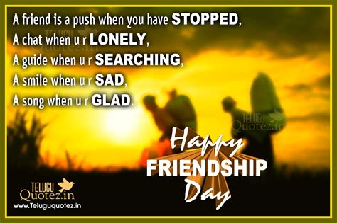 happy sms for friends happy friendship day sms quotes images teluguquotez in