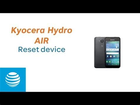 reset voicemail password metropcs no hard reset available for kyocera hydro wave metro pc