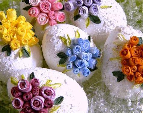 fiori di cartapesta fai da te lavoretti per pasqua fai da te kreattivablog