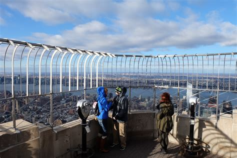 empire state building observation deck how to tour the empire state building and other nyc