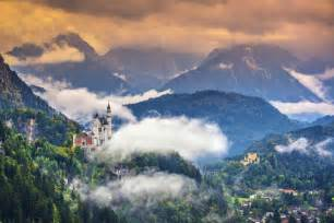 Lenox Crystal Vase Neuschwanstein Amp Linderhof Royal Castle And Oberammergau