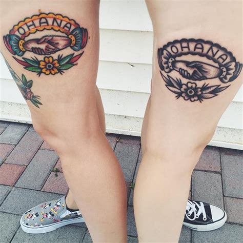 sister tattoos ideas designs 61 endearing designs with meaning
