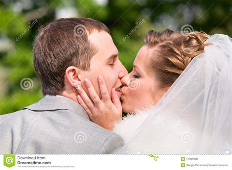 Just For Couples Just Married Royalty Free Stock Photos Image