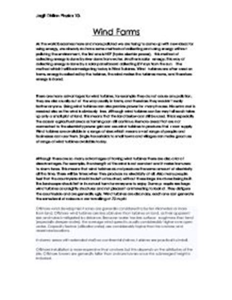 Wind Energy Essay by Essay On Solar And Wind Energy