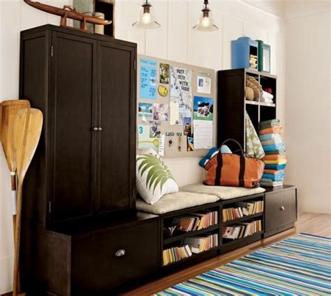 organized living room creative space organizing 10 creative ways to add wardrobe storage to your home