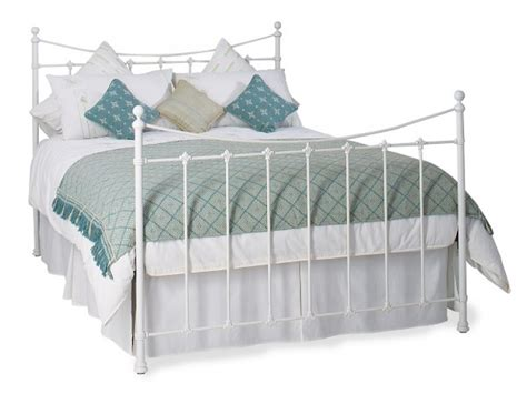 double bed white headboard obc chatsworth 4ft 6 double white headboard by original