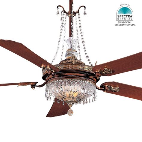 minka aire cristafano ceiling fan f900 bcw 68 quot fan