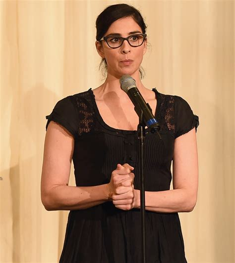 sarah silverman lucky to be alive after surgery for sarah silverman says she s quot lucky to be alive quot after