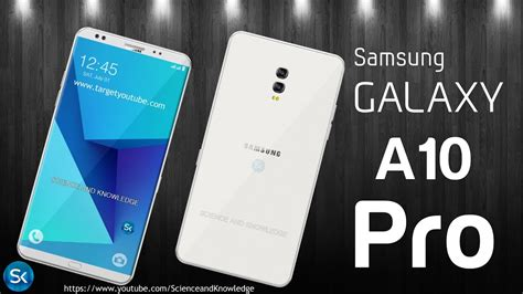 Samsung A10 Plus by Samsung Galaxy A10 Pro 2017 Concept Introduction