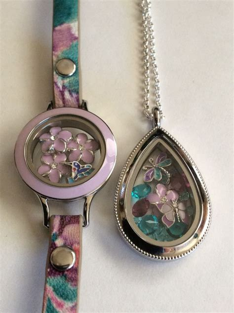 best 25 floating lockets ideas on living