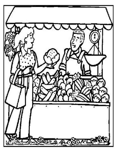 preschool coloring pages grocery store preschool grocery store coloring pages coloring pages