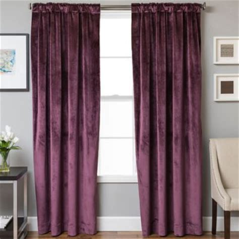 black and plum curtains buy plum curtains from bed bath beyond