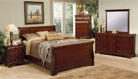 cyber monday bedroom furniture black friday 4pc queen size sleigh bedroom set louis