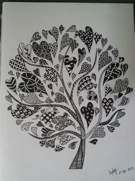 google images zentangle zentangle corazon buscar con google zentangle