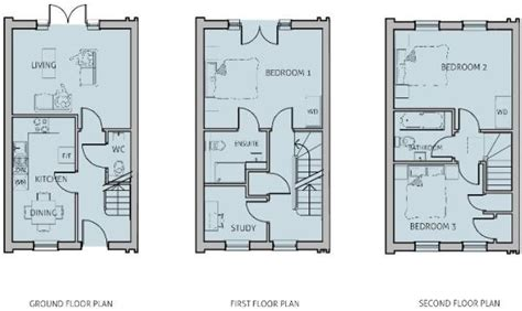 terraced house floor plans 3 bedroom terraced house for sale in widmore road bromley