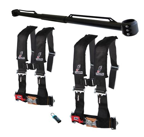 can am commander dragonfire harness bar get free image