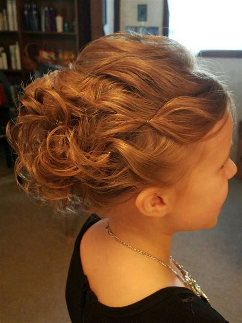 little girl hairstyles updo little girl updo hairstyles