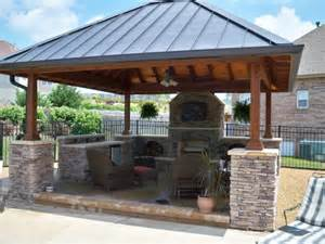 Fire pits and fireplaces traditional patio other metro by