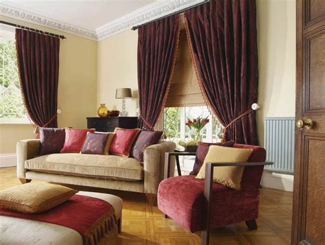 interior design window treatments tied back drapes interior design window treatments