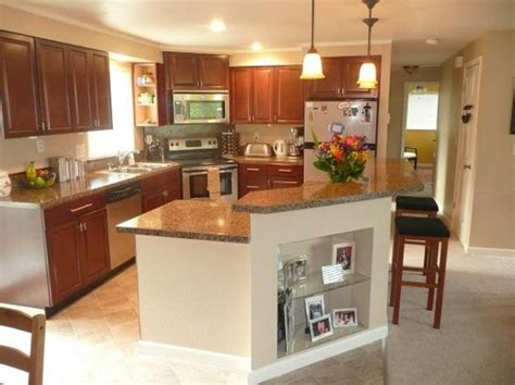 bi level home kitchen design bilevel kitchens this kitchen is in a 3 bedroom bi level