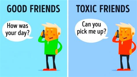 Can Ypu Someone Up From Detox by 10 Differences Between Friends And Toxic Friends