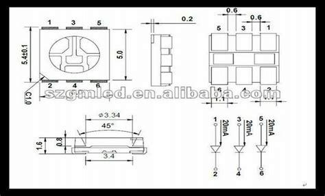 Chip Smd Led 5050 Green 520 530nm Hijau 5000 9000mcd 30 34v oem manufacture 3020 5630 5050 smd led view 3020 5630 5050 smd led guangmai top 100