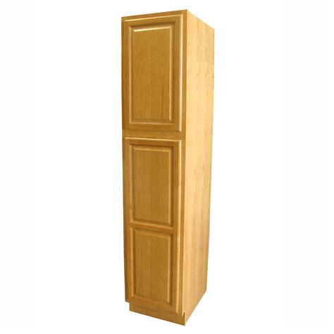 oak kitchen pantry storage cabinet southeast kitchen distributors po wp182496 premier oak
