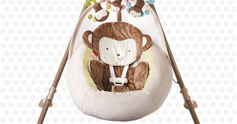 my little snugamonkey swing fisher price my little snugamonkey special edition cradle