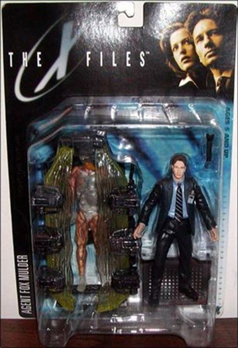 x files figures x files fox mulder may 1998 figure by