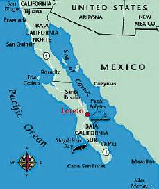 baja california peninsula map mexico real estate hotspots la paz mexico real estate