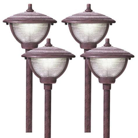 low voltage path lights patriot lighting 174 palm island antique copper led low