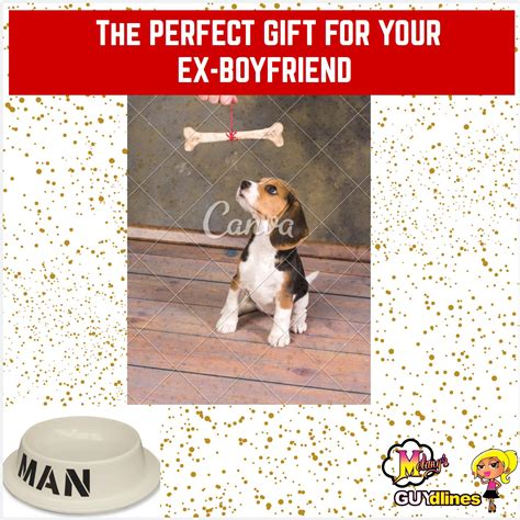 the perfect gift for your ex boyfriend the man bowl