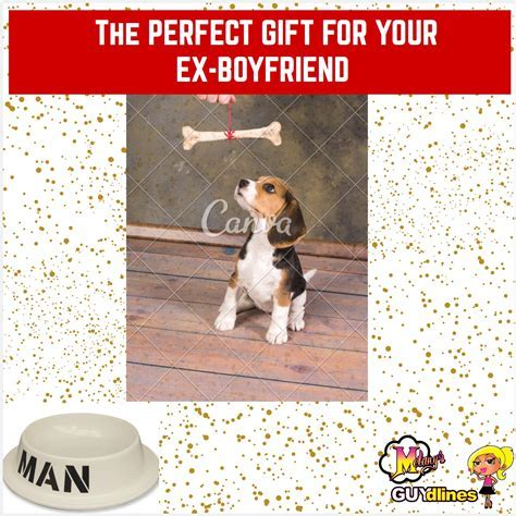 The Perfect Gift For Your Ex Boyfriend: The Man Bowl
