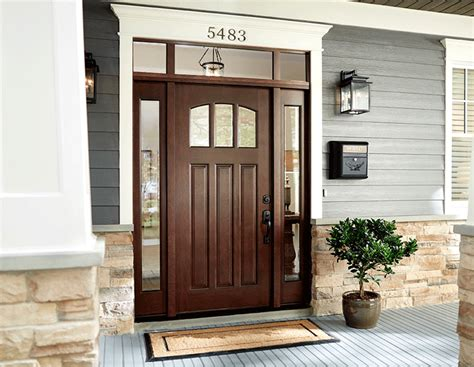 Front Doors Exterior Entry Doors Interior Exterior Doors The Home Depot