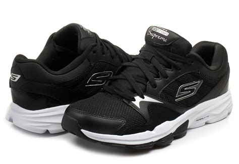 Skechers X Supreme by Skechers Shoes Supreme X 53936 Bkw Shop For