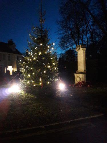christmas trees chesham chesham bois tree